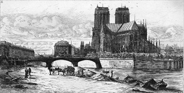 Восемь веков истории. Собор Парижской Богоматери