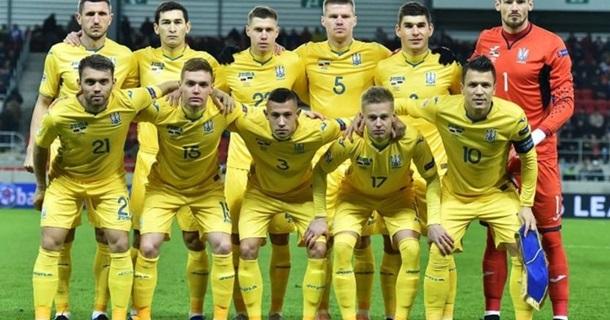 Украина - Сербия 0:0. Отбор на ЧЕ-2020