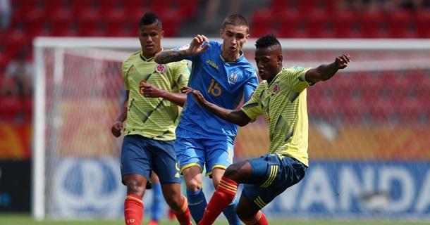 Україна - Італія 1:0. Онлайн півфіналу ЧС-2019