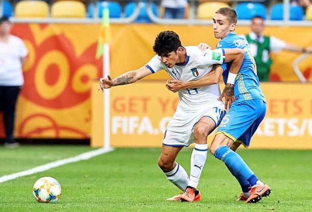 Україна вийшла у фінал ЧС з футболу U-20