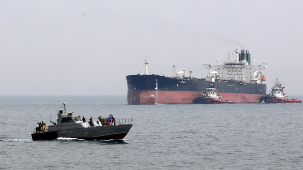 Конфликт с Британией. Иран хотел захватить танкер