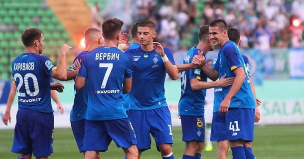 Брюгге - Динамо 1:0. Онлайн матчу Ліги Чемпіонів