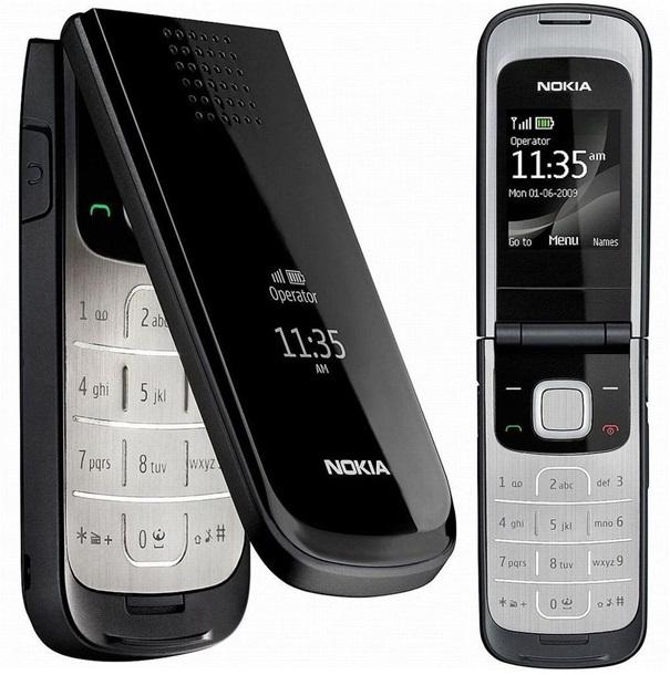 """Nokia возродит """"олд-скульный"""" кнопочный телефон"""