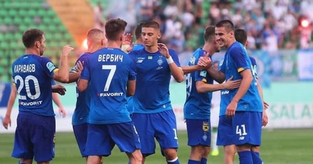 Динамо - Мальме. Онлайн матчу Ліги Європи