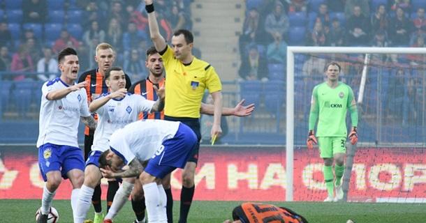 Шахтар - Динамо 1-0. Онлайн матчу Прем єр ліги