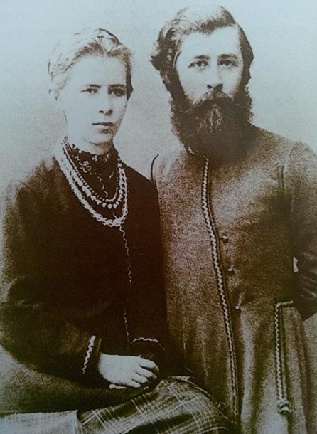 Леся Украинка. Гениальная дочь украинского народа 3