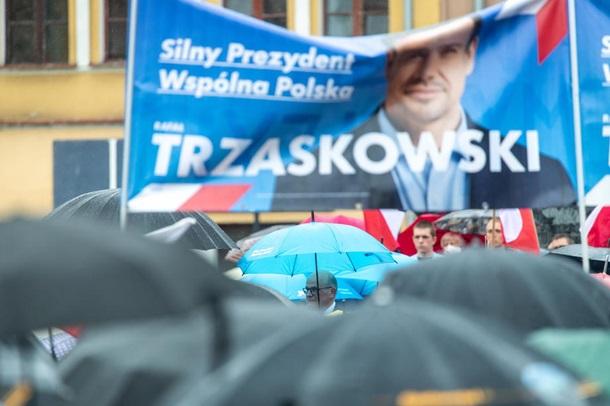 Молодежь против пенсионеров. Выборы в ПольшеСюжет