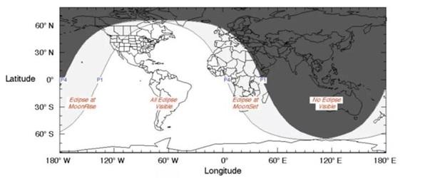 Громовая Луна накроет Землю 5 июля