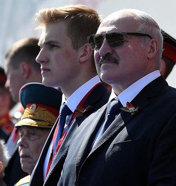 Принц Беларуси. Как Коля Лукашенко стал иконой. ФОТО