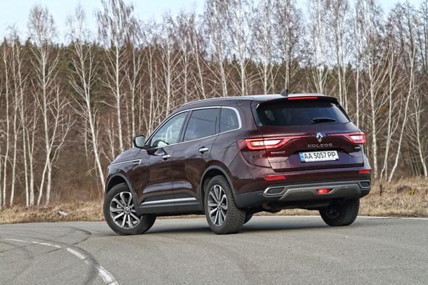 Полный релакс: Удивляемся комфорту обновленного Renault Koleos