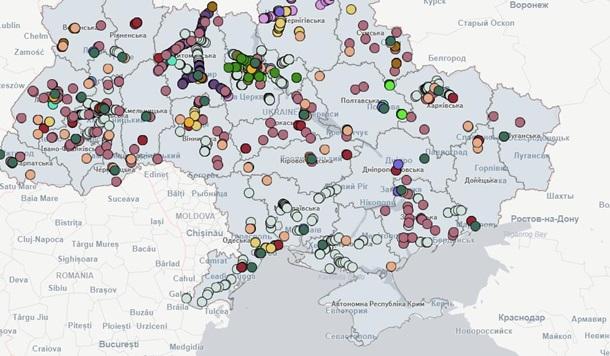 Создана интерактивная карта безопасности на дорогах