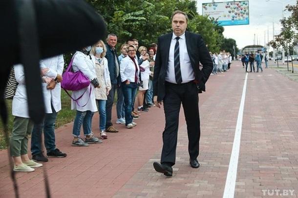 В Минске стартовала новая волна протестов