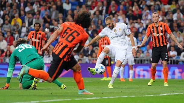 Реал Мадрид - Шахтер 0: 0. Онлайн матча Лиги Чемпионов