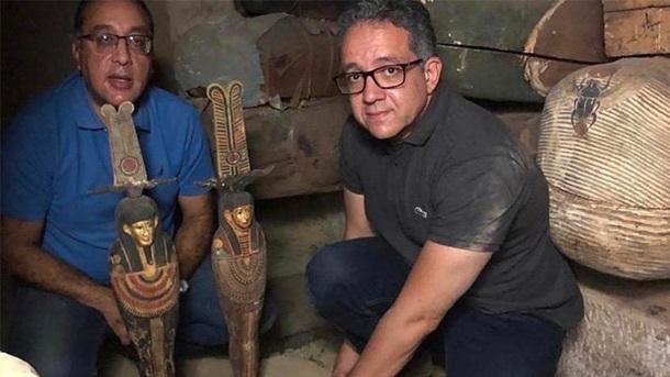 Мумии возвращаются. Новая сенсация из Египта