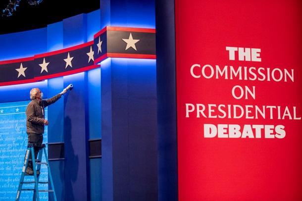 Вторые дебаты и Украины. Ход выборов в США