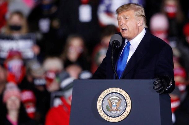Выборы президента в США 2020: онлайн-трансляция