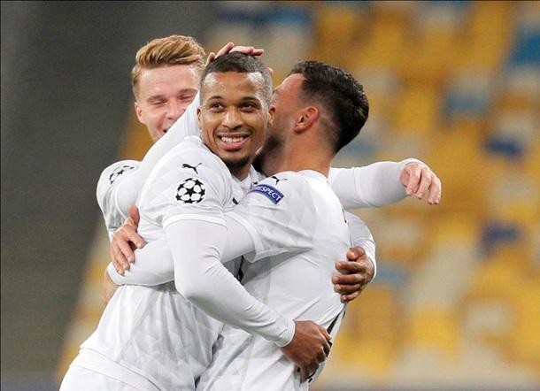 Шахтер - Боруссия 0: 6. Онлайн матча Лиги Чемпионов