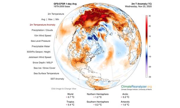 Арктика продолжает рекордно нагреваться - ученые