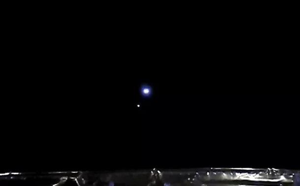 Появилось фото Земли и Луны из глубокого космоса 1
