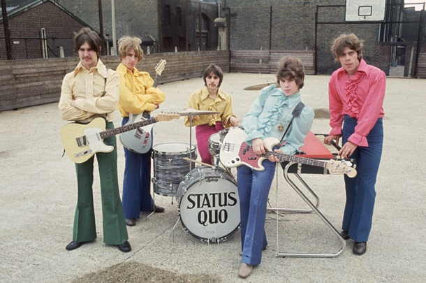 Умер основатель культовой британской рок-группы Status Quo