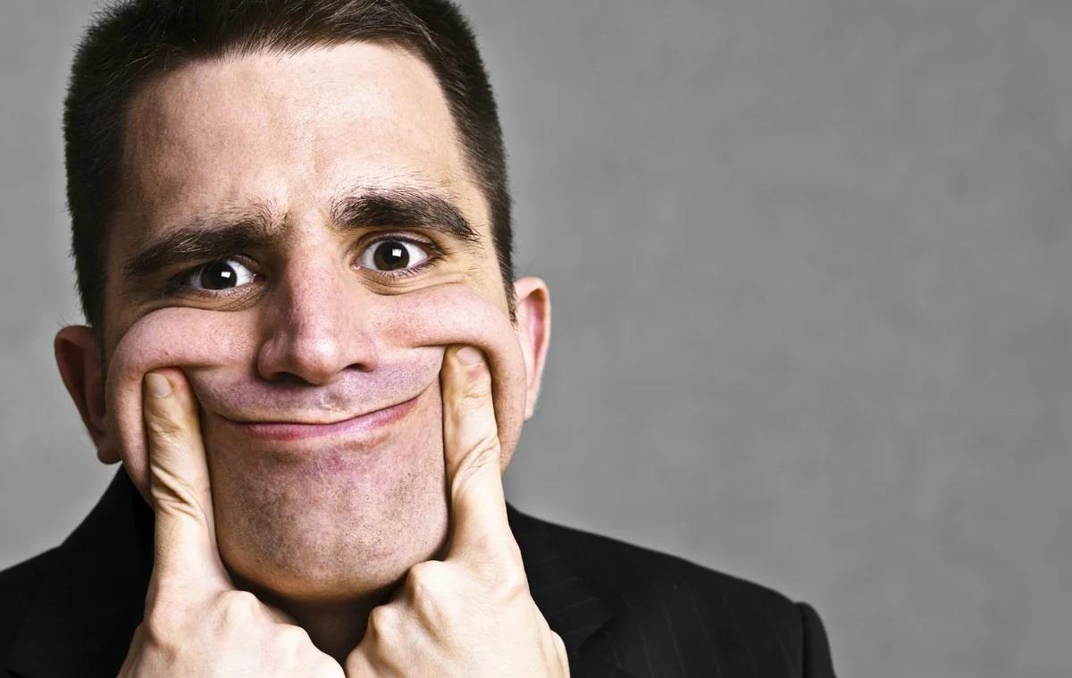 Вчені з'ясували, чи здатна награна посмішка підняти настрій -  Korrespondent.net