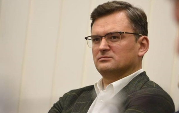 Кулеба про відведення військ РФ: Україна закликає партнерів поки що не втрачати пильність і продовжувати стримування Росії
