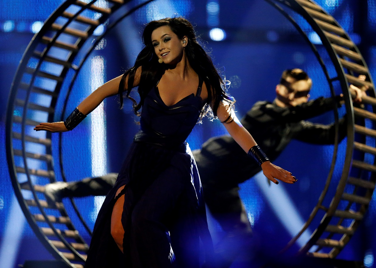 Мария Яремчук вышла в финал Евровидения-2014 - Korrespondent.net