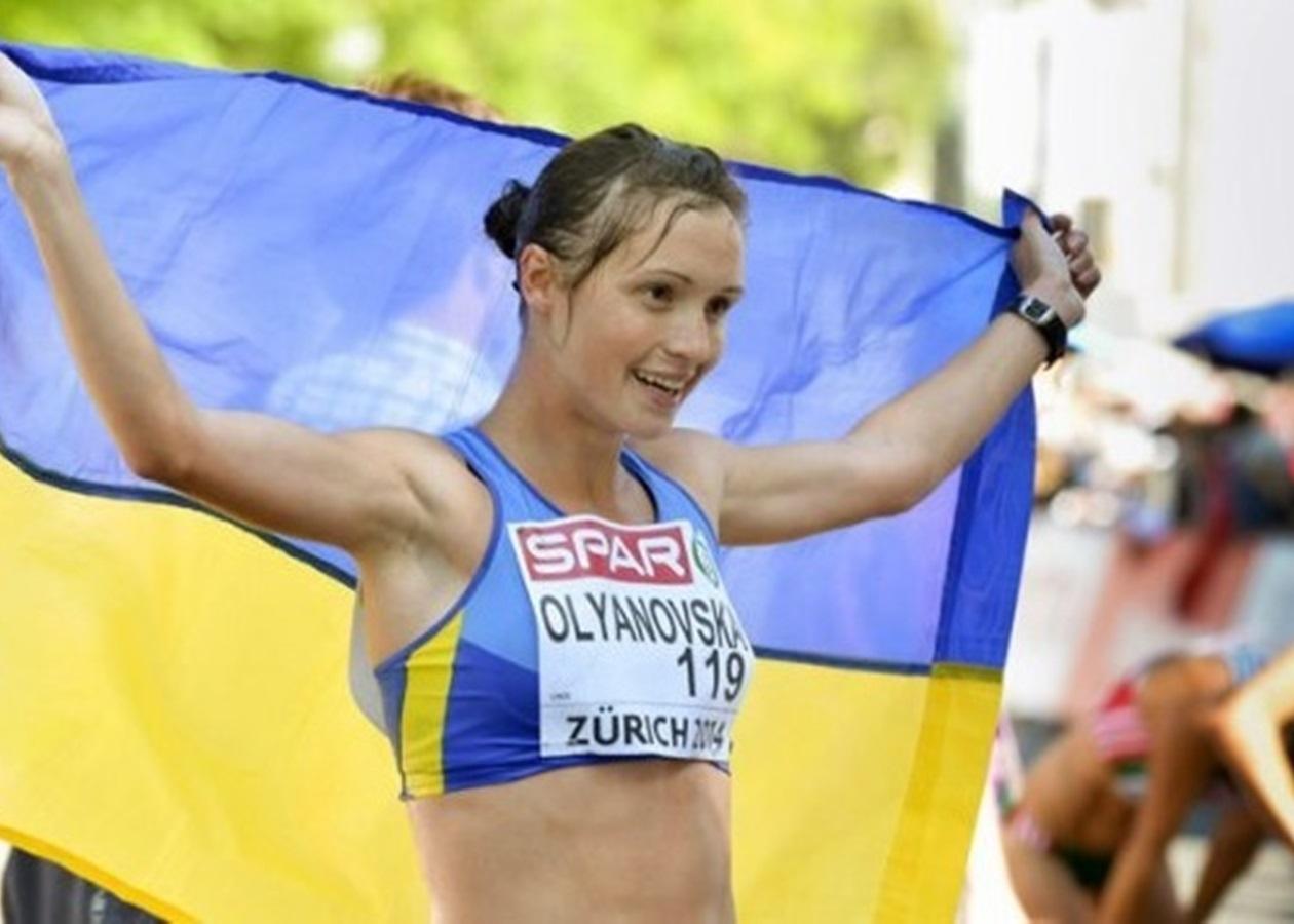Українська легкоатлетка дискваліфікована на чотири роки ...