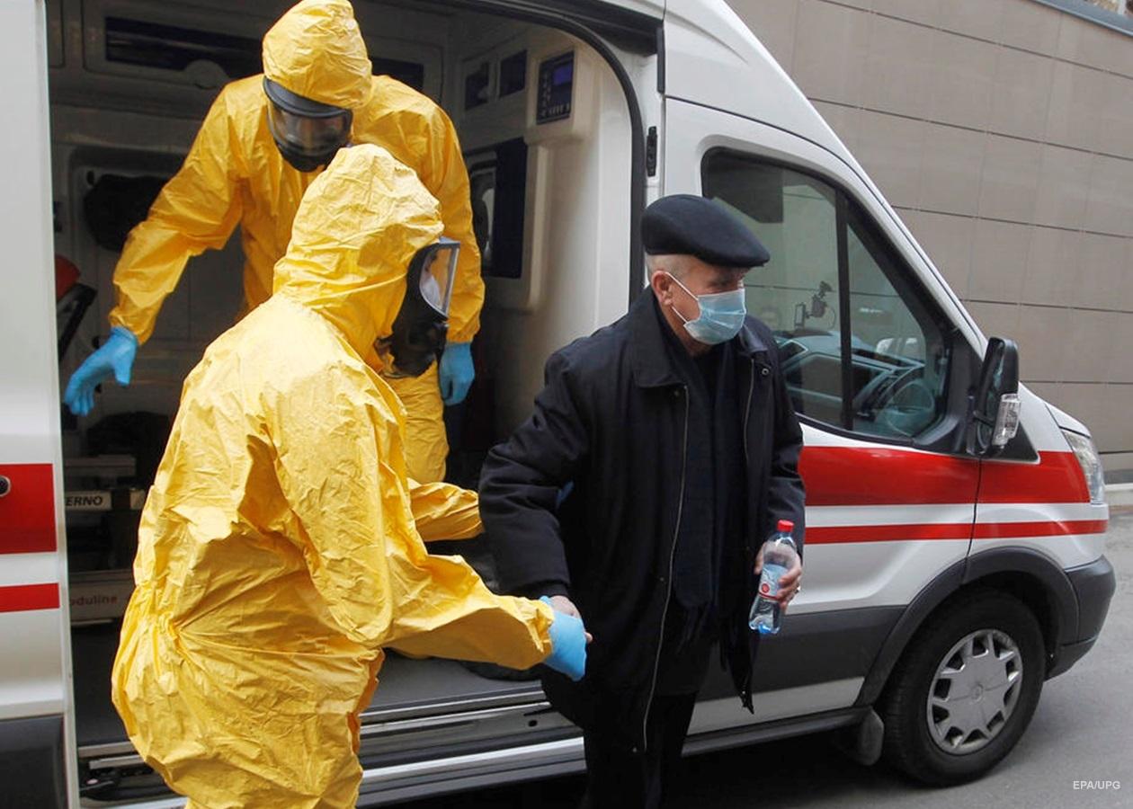 Как на сегодня, 29 апреля, обстоит ситуация с коронавирусом в Польше и Украине?