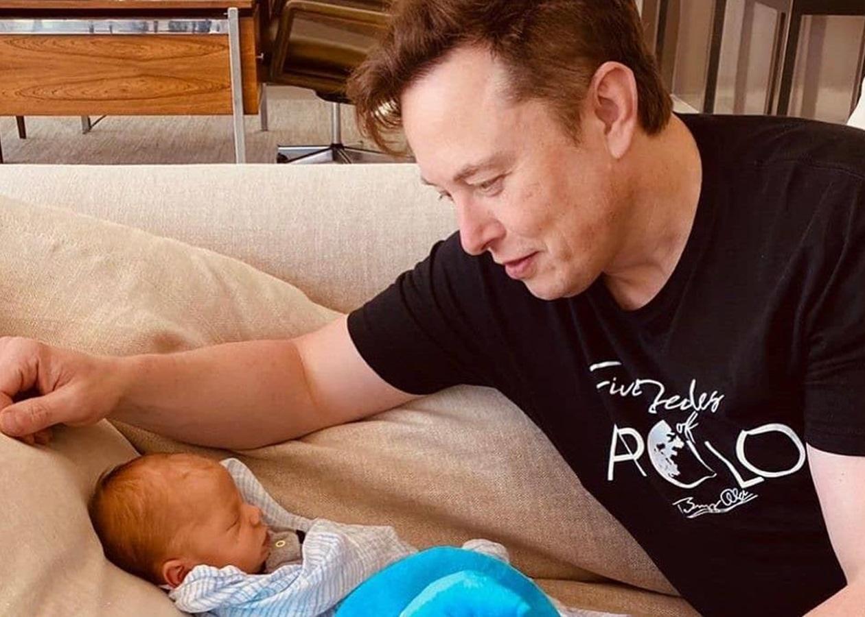 Илон Маск изменил имя своего ребенка - Korrespondent.net