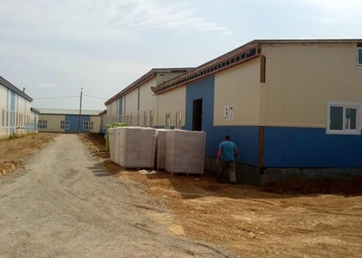 На будівництві казарм для військових вкрали 5 млн гривень -  Korrespondent.net