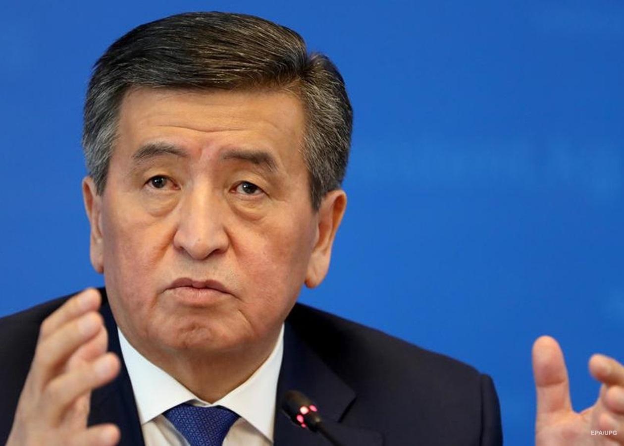В Кыргызстане заявили об исчезновении президента - Korrespondent.net