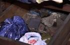 У Києві знайшли схованку з вибухівкою, яку могли використовувати під Радою