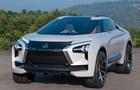 Mitsubishi показала концепт нового авто Evolution