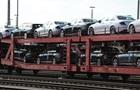 В Украину ввезли автомобилей на 1,5 млрд гривен