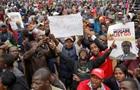 В Зимбабве тысячи людей на улицах отмечают падение режима Мугабе