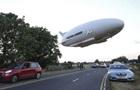 Крупнейший в мире самолет-дирижабль разбился в Британии