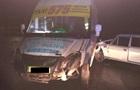 В Николаеве семь человек пострадали в ДТП с участием маршрутки