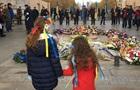 В Париже почтили память жертв Голодомора