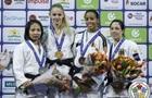 Украинка Белодед впервые в карьере выиграла Гран-при по дзюдо