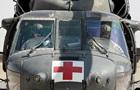 В США разбился медицинский вертолет