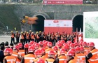 Китайская компания проложила в Грузии самый длинный ж/д тоннель