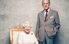 Королева Британии отмечает 70-ю годовщину свадьбы
