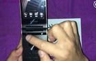 Топовую раскладушку от Samsung показали на видео