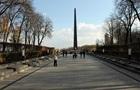 З явилося відео, як у Києві залили цементом Вічний вогонь