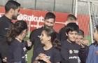 Вальверде поступився дітям правом потренувати зірок Барселони