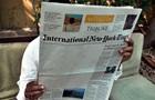 Журналиста The New York Times отстранили  из-за домогательств