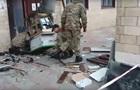 На Харьковщине грабители взорвали банкомат ПриватБанка