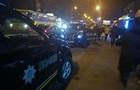 В Киеве люди в балаклавах штурмовали полицию