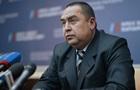 Плотницький прокоментував події в Луганську